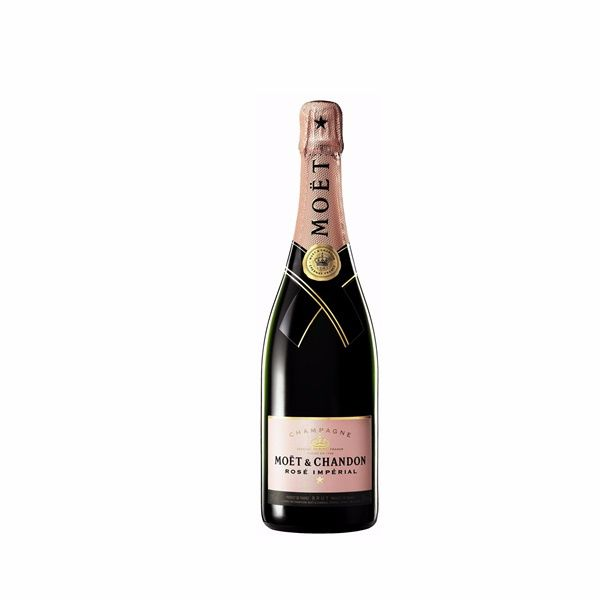 Champagne Moet & Chandon brut imperial rose